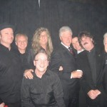 Burton Cummings'band,Bill Clinton,Travolta,Cummings,Lorne Saifer in Toronto