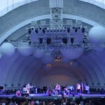 Playing at the Hollywood Bowl with Ron Sexsmith