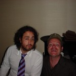 Tim and Sean Lennon-Windsor Arms,Toronto